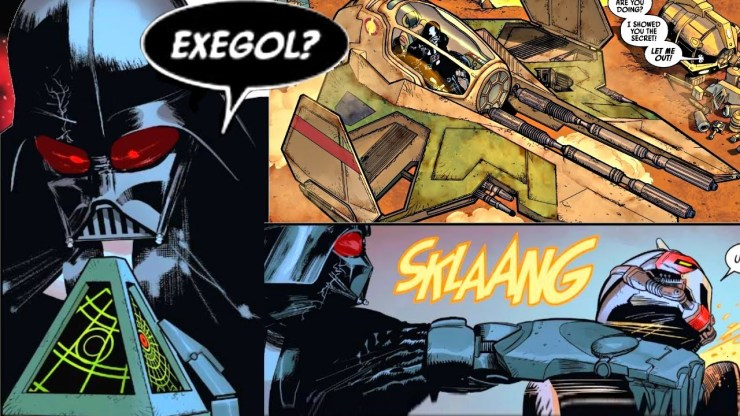 DARTH VADER FINALLY FINDS EXEGOL!(SIDIOUS' PLANET)