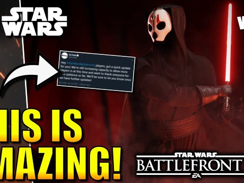 Star Wars Battlefront 2 has just done something AMAZING!