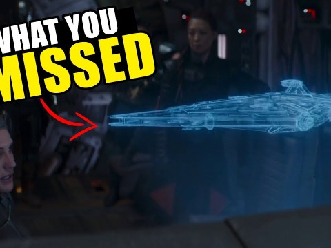 The Secrets of Moff Gideon's Cruiser Explained!