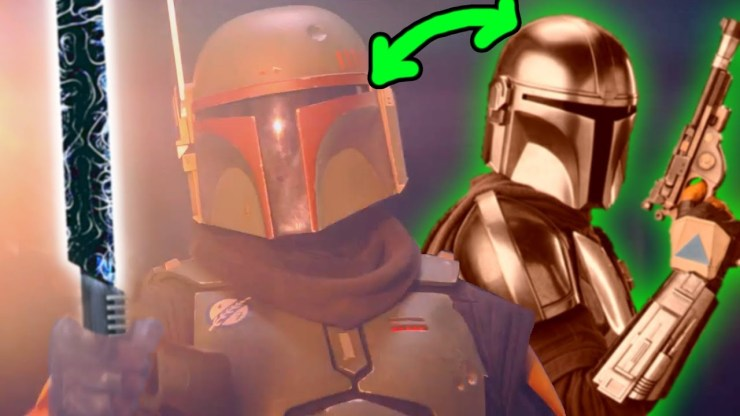 This Detail Changed The Book of Boba Fett and Mandalorian S3