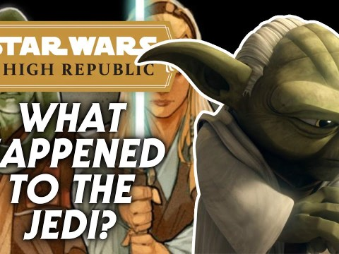 What Happened to the Jedi in the High Republic?