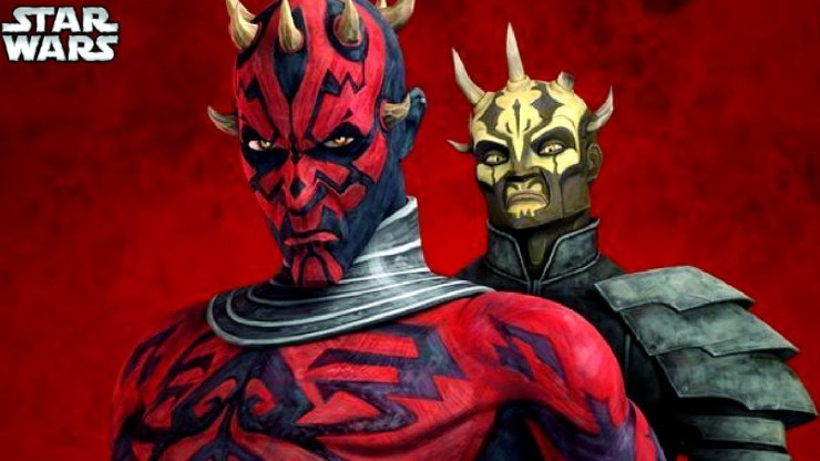 What If Maul and Savage Killed Darth Sidious During the CW