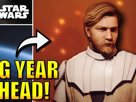 EA Reveals Plans for Future Star Wars Games!