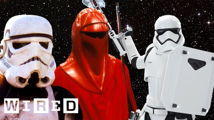Every Stormtrooper in Star Wars Explained By Lucasfilm