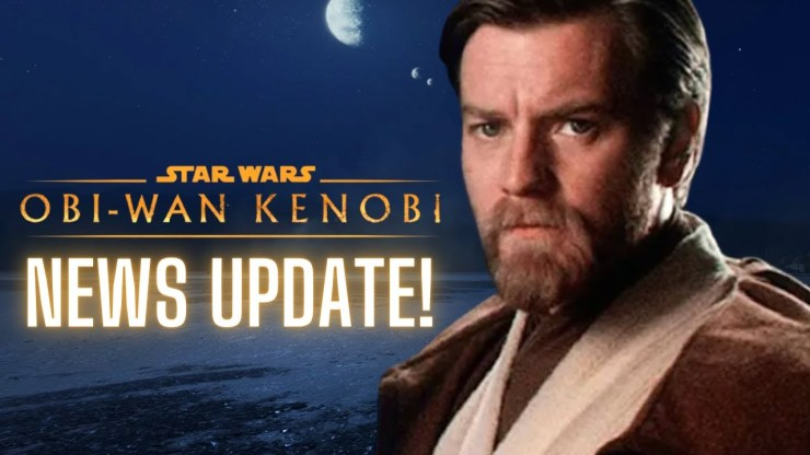 """Exciting News For the Kenobi Series, Cara Dune Ignored"""""""