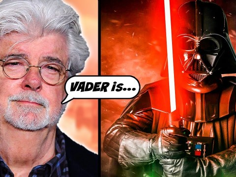 George Lucas Reveals Power Levels of Luke, Vader, Palpatine