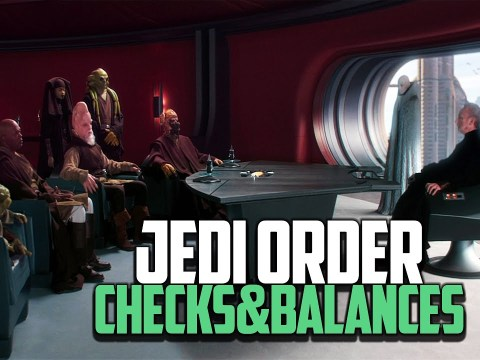 How Did the Galactic Republic Limit the Power of the Jedi Order?