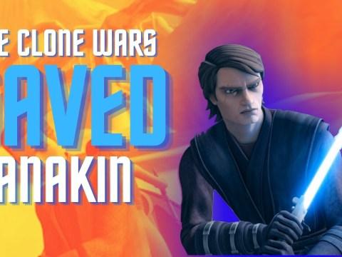 How The Clone Wars Saved Anakin Skywalker