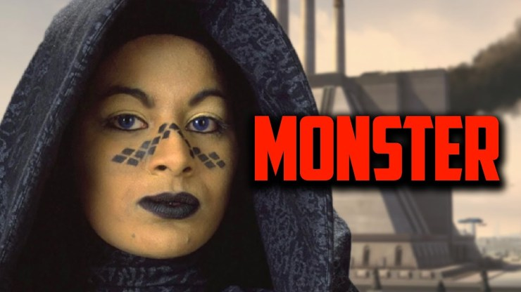 How the Jedi Order Turned Barriss Offee Into a Monster