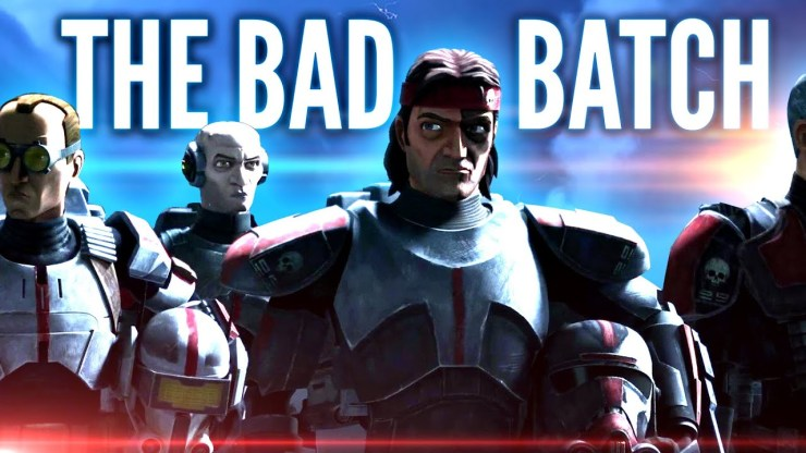 Star Wars The Bad Batch Release Date REVEALED!