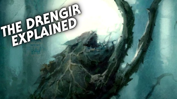 The Drengir Explained - Star Wars: The High Republic