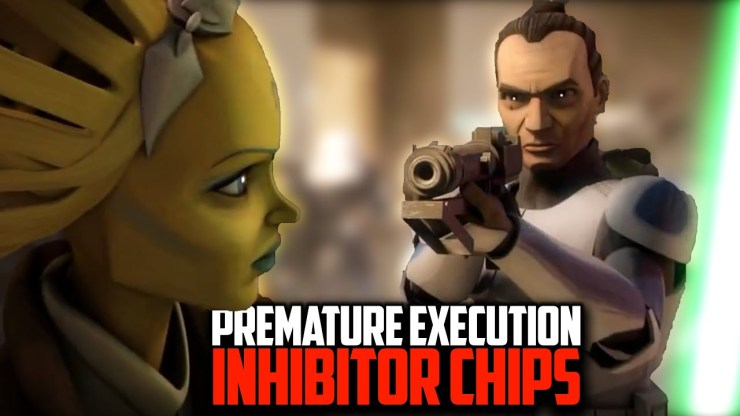 A Premature Execution of Order 66 - Star Wars The Clone Wars