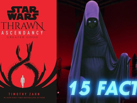 15 Fun Facts from Star Wars Thrawn Ascendancy: Greater Good