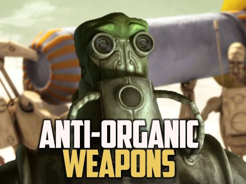 5 Deadly Anti-Clone Weapons used by the Separatist Droid Army