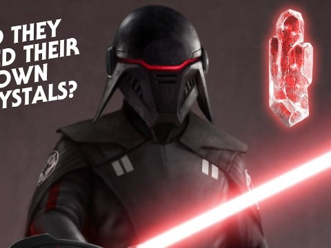 Did Inquisitors Bleed Their Own Kyber Crystals?