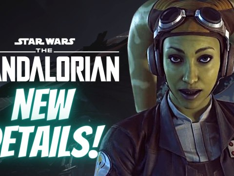 Exciting News For the Future of The Mandalorian Universe