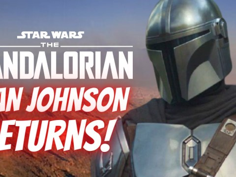 Rian Johnson to Direct An Episode of The Mandalorian?