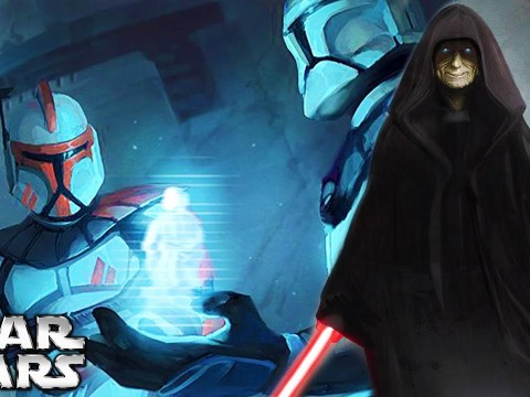 The Clones Who Discovered Darth Sidious' True Identity