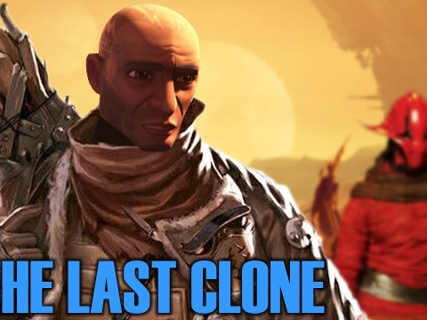 The Last Clone Trooper Explained