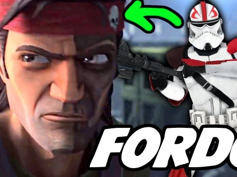 Why Bad Batch Must Bring BACK Captain Fordo in Canon!