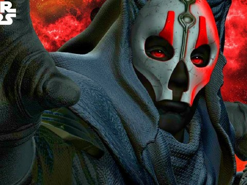 Why Palpatine and Darth Nihilus Both Exploded When They Died