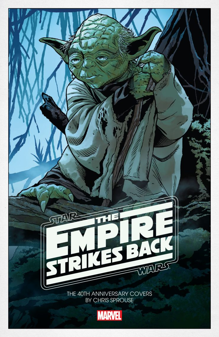 Star Wars – Empire Strikes Back – The 40th Anniversary Covers