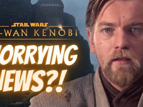 BAD News For the Obi-Wan Kenobi Series (Star Wars News)