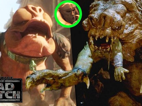 How Jabba Really Got His Rancor (NOT Muchi) - The Bad Batch