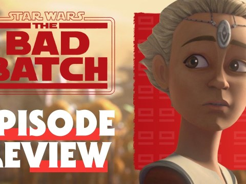 The Bad Batch Season 1 - Cut and Run Episode Review