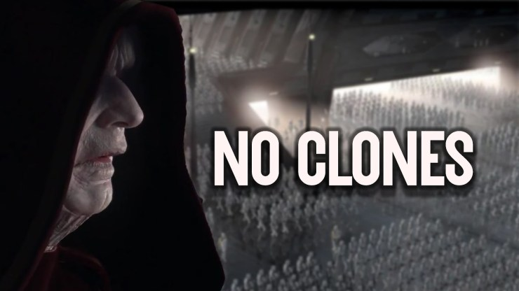 The Reason Why Palpatine Ended the Clone Army Program