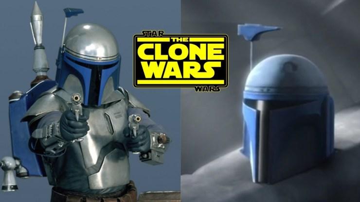 Every Jango Fett Reference   Star Wars: The Clone Wars