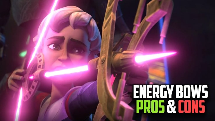 How Does Omega's Energy Bow Work? Pros & Cons