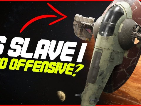 Is Disney Renaming Slave-I because it's too offensive?!