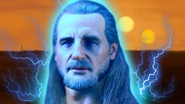 Lucasfilm JUST CHANGED Qui-Gon Jinn's Force Ghost!
