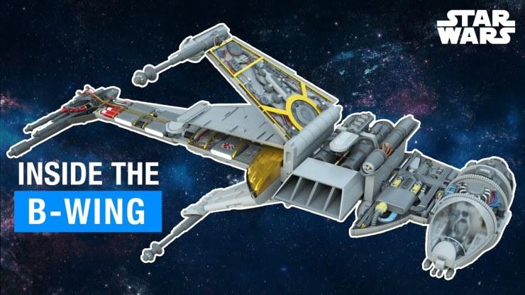 Star Wars: Inside the B-Wing