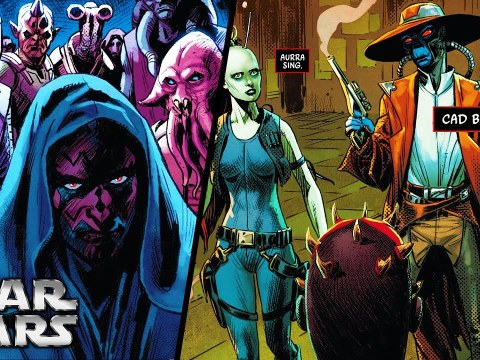 The Time CAD BANE Teamed Up With DARTH MAUL
