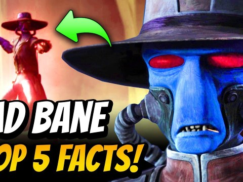 Top 5 Cad Bane Facts and Moments You Won't Believe!