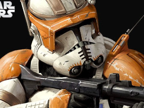 What Commander Cody Was Thinking During Order 66?