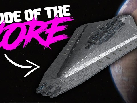 What is the PRIDE OF THE CORE? -- Star Wars Dreadnoughts