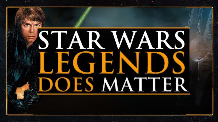 Why Star Wars Legends MATTERS