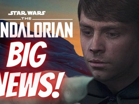 Big News! Luke Skywalker SPECIAL Coming to Disney+!