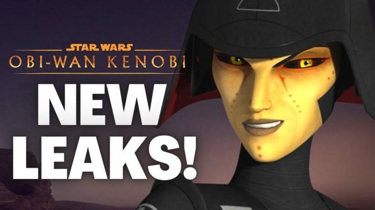 Big Obi-Wan Kenobi Character LEAK & More Star Wars News!