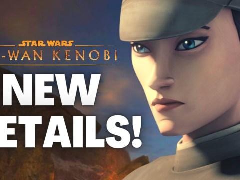 Big Obi-Wan Kenobi Character LEAKS! (Star Wars News)
