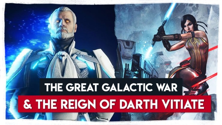 How the Old Republic defeated the all-powerful Darth Vitiate