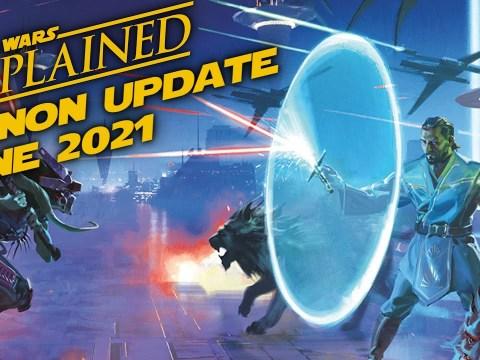 June 2021 Star Wars Canon Update