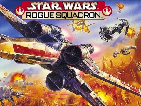 Top 5 Star Wars Retro Games