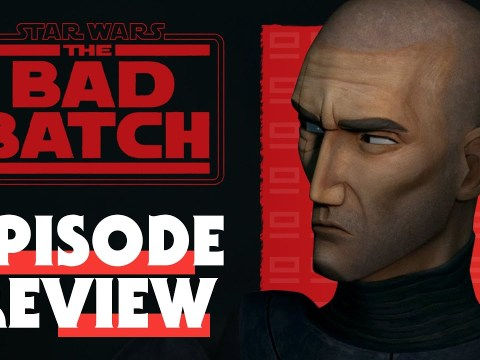 The Bad Batch Season Finale - Kamino Lost Episode Review
