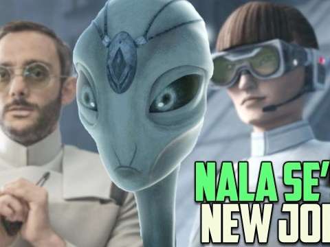 What Project Will Nala Se Work On (For The Empire)?