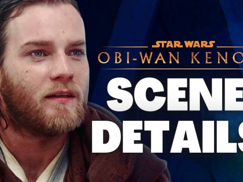 New Details For Obi-Wan Kenobi   Darth Vader Update!