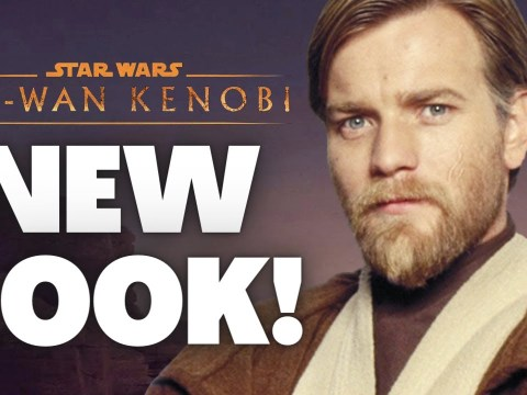 New Obi-Wan Kenobi Logo TEASED in 'Twin Suns' Image